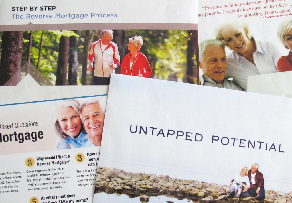 Reverse Mortgage Ads photo
