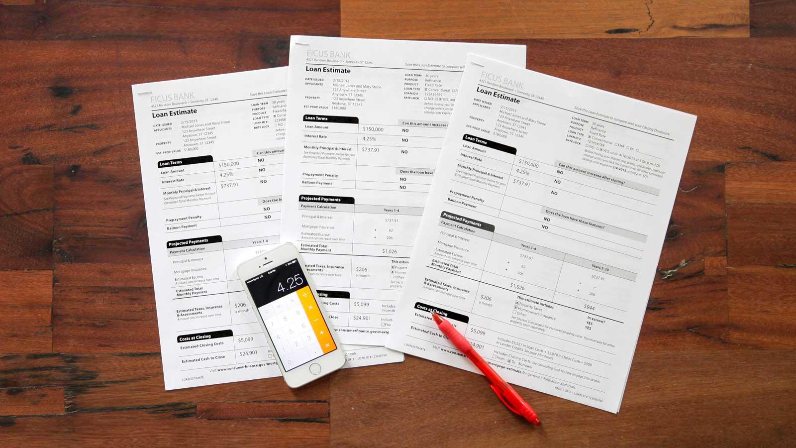 Loan Estimate blog