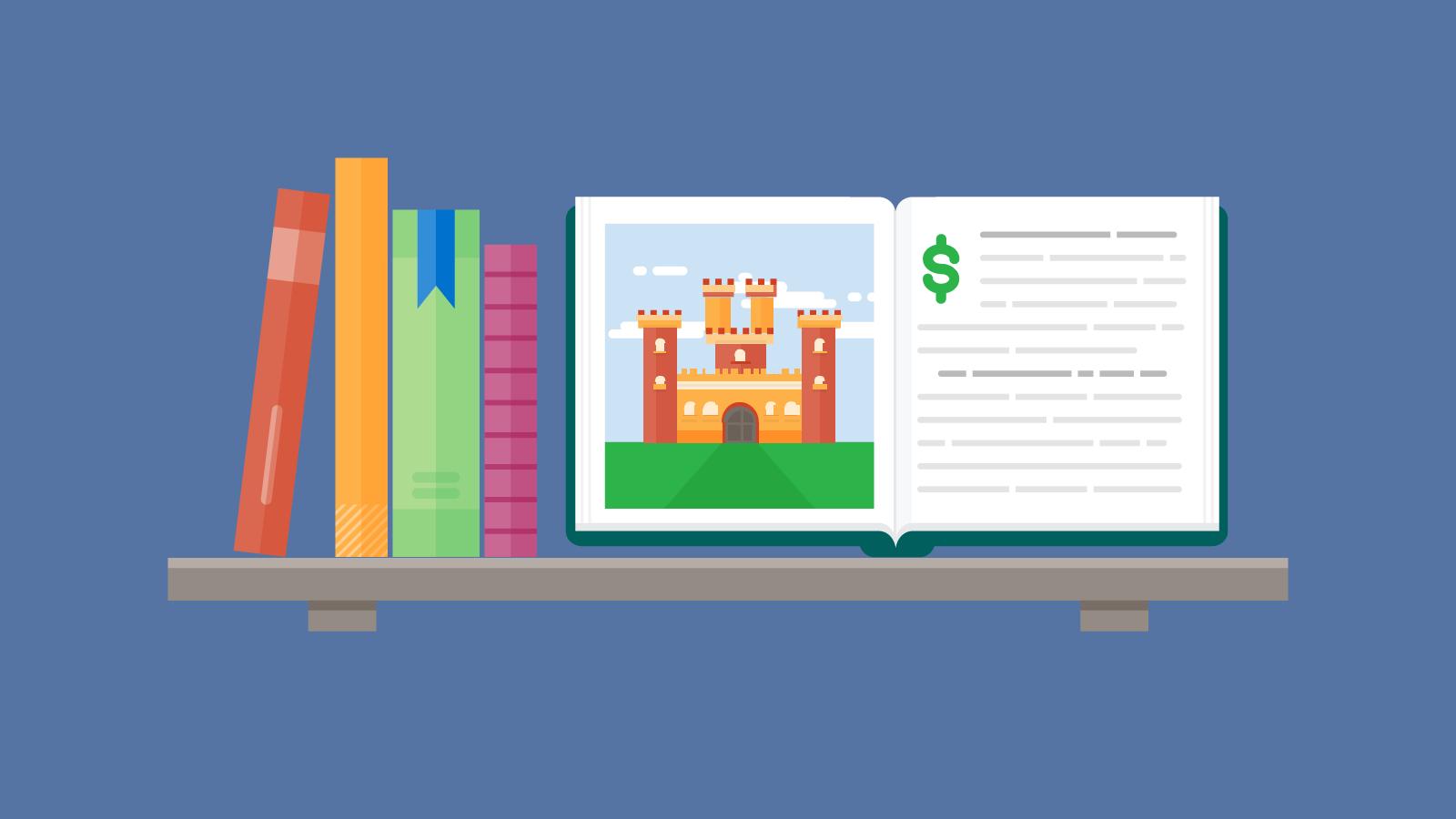 Money as You Grow Book Club illustration