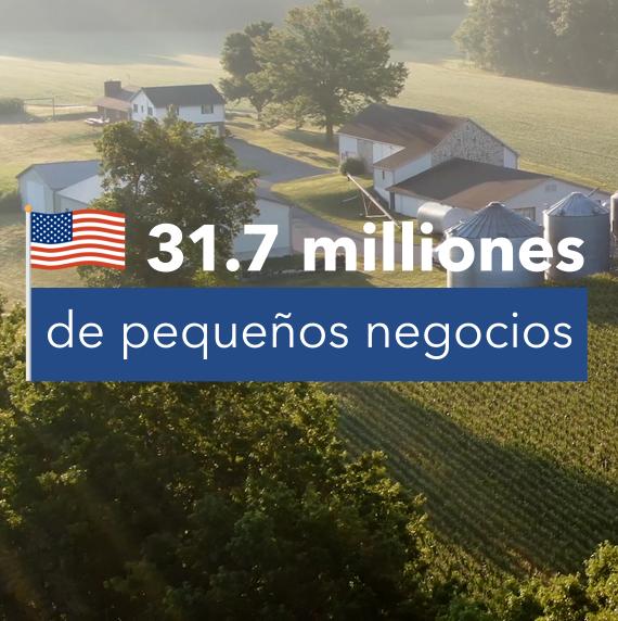 Existen 31.7 millones de pequeños negocios en el país