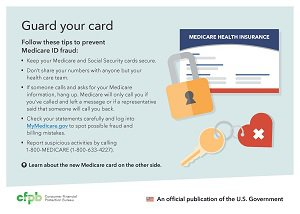 Follow these tips to preview Medicare ID fraud